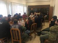 Ενημέρωση 3ης Συνάντησης για το 2017 με την Διεύθυνση του ΑΗΣ Αγίου Δημητρίου