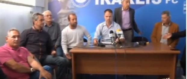 Πρωτοβουλία παλαιμαχων ποδοσφαιριστών για να σωθεί ο Ηρακλής