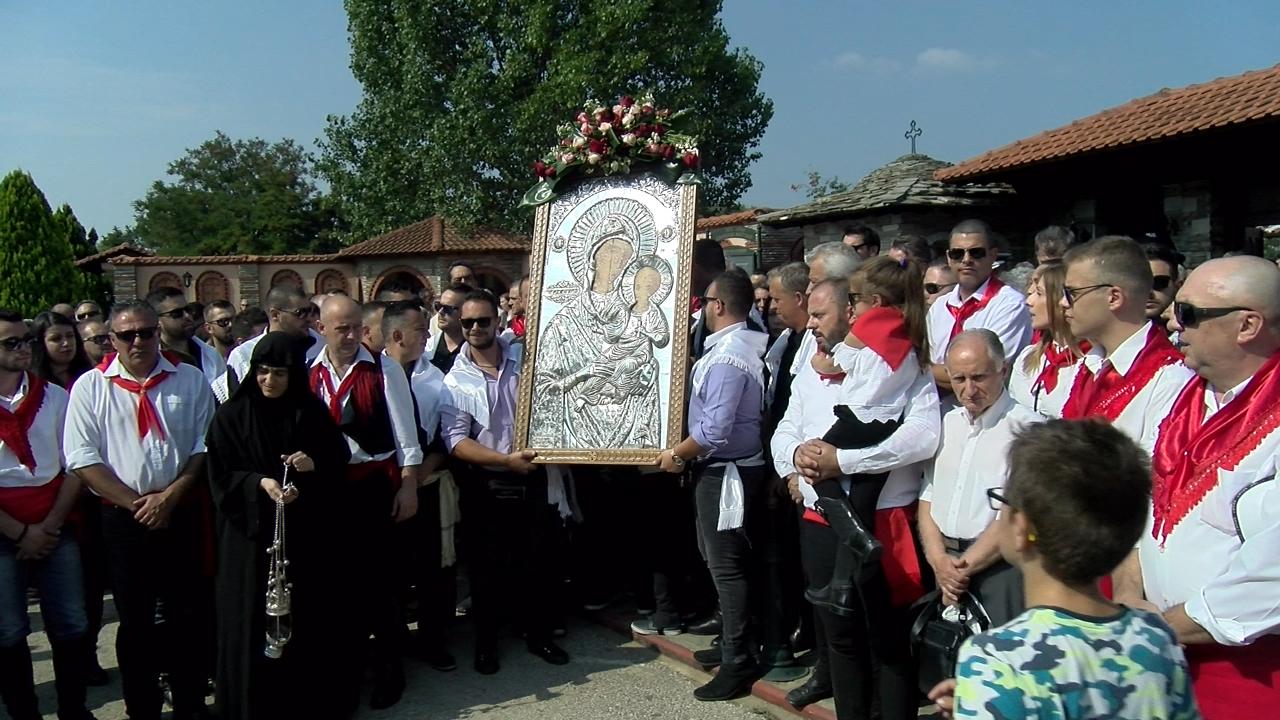Λαμπρός εορτασμός Δεκαπενταύγουστου στη Σιάτιστα και το Μικρόκαστρο