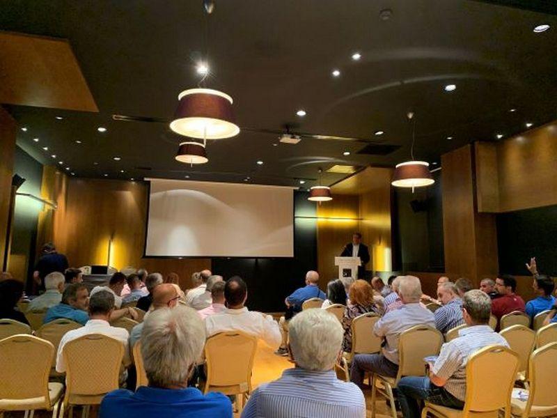 Ομιλία Χρόνη Ακριτίδη χθες στη Θεσσαλονίκη σε ετεροδημότες του Νομού Κοζάνης